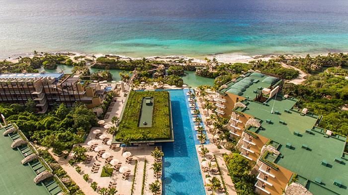 Hotel Xcaret Mexico Westjet Official Site