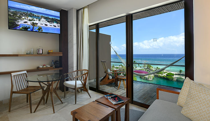 Suite Ocean Front Adults