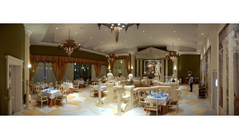 Iberostar Grand Paraiso - services - Restaurant