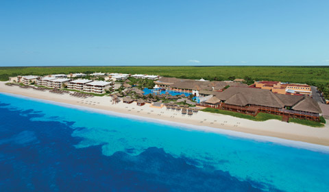 Showing slide 2 of 22 in image gallery for Now Sapphire Riviera Cancun