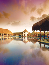 Showing slide 4 of 22 in image gallery for Now Sapphire Riviera Cancun