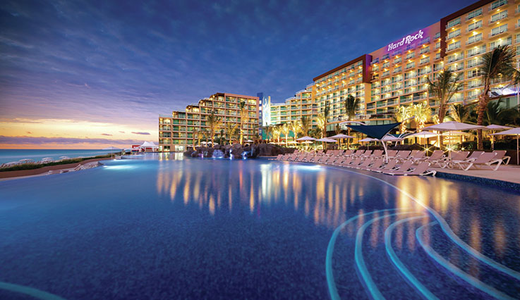 Showing Hard Rock Hotel Cancun feature image