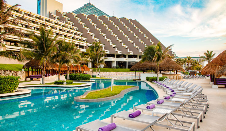 Paradisus Cancun | WestJet official site