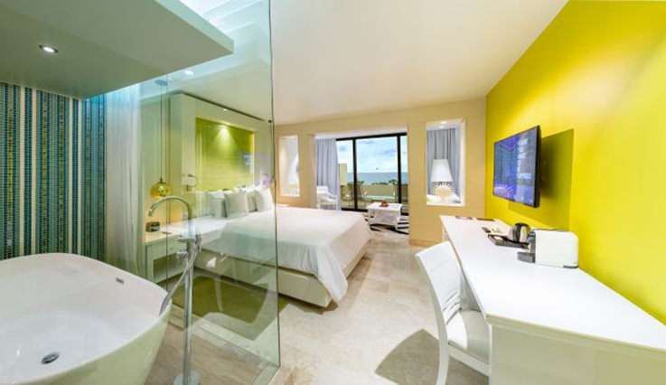 Image showcasing Royal Service Junior Suite Ocean View