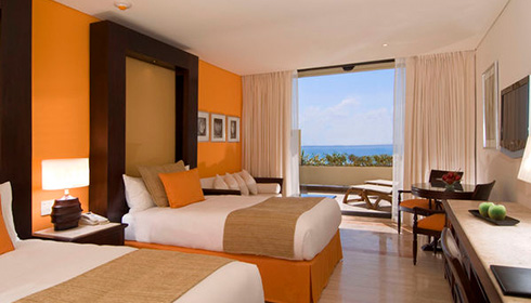 Image showcasing Paradisus Jr. Suite Ocean View