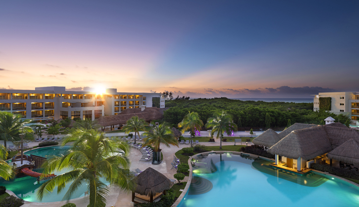 Showing Paradisus Playa del Carmen feature image