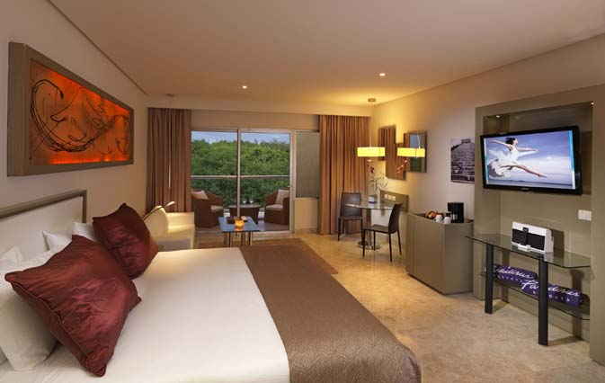 Image showcasing Paradisus Junior Suite