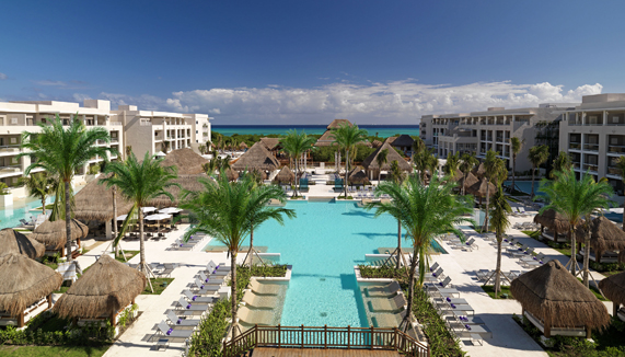 Showing Paradisus Playa del Carmen La Perla feature image