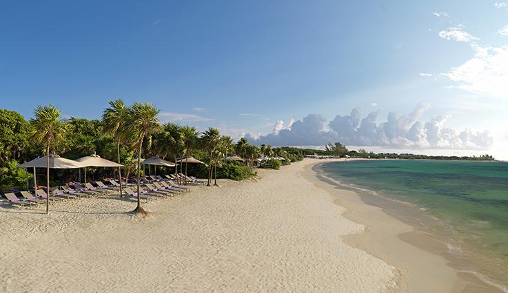 Paradisus Playa Del Carmen Wild Card Stay Westjet