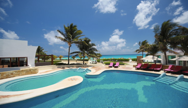 Reflect Krystal Grand Cancun Westjet