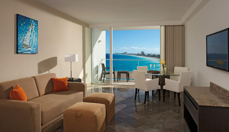 Image showcasing Family Suite Ocean Front