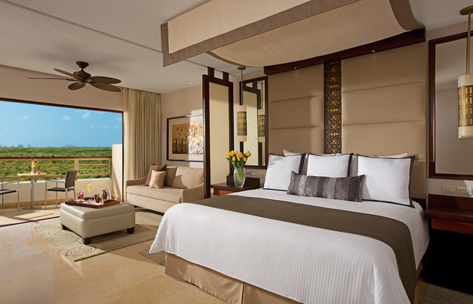 Image showcasing Junior Suite Garden View