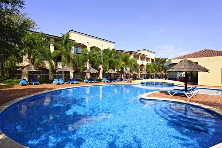 Sandos Playacar Beach Resort Westjet Official Site