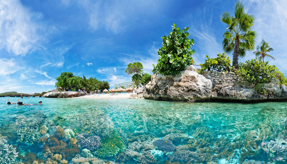Hilton Curacao Westjet