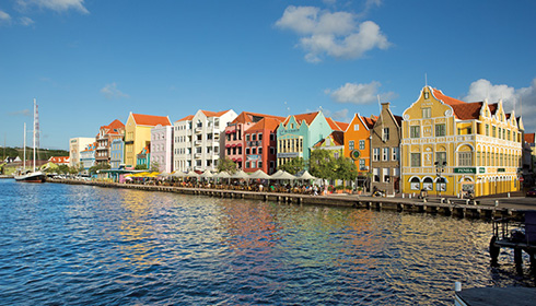 Downtown Curacao