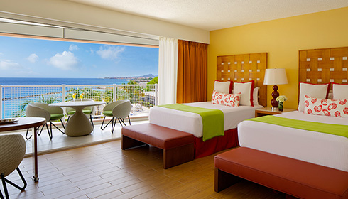 Image showcasing Sun Club Deluxe Room Ocean View