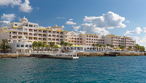 Showing Cozumel Palace feature image