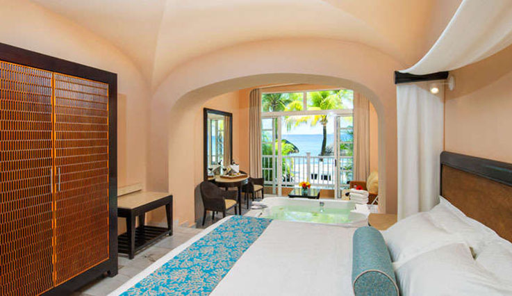 Image showcasing Ocean View Suite
