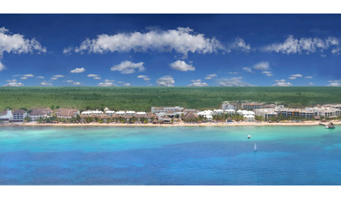 Showing slide 8 of 12 in image gallery for Sunscape Sabor Cozumel Resort & Spa