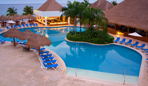 Showing slide 1 of 12 in image gallery for Sunscape Sabor Cozumel Resort & Spa