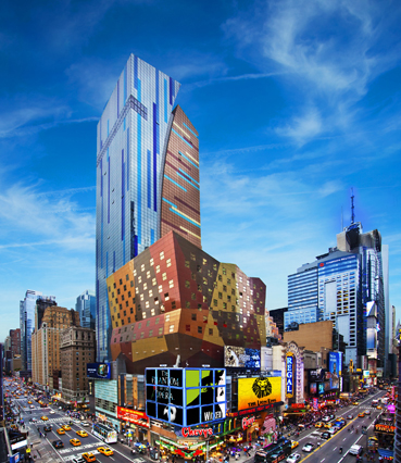 Image représentative de l'hôtel Westin New York at Times Square