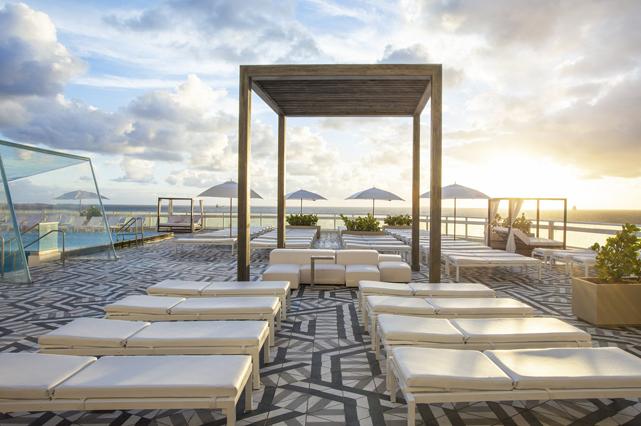 W fort lauderdale westjet for Pool design fort lauderdale