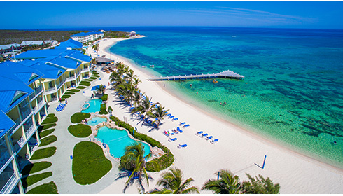 Image représentative de l'hôtel Wyndham Reef Resort Grand Cayman