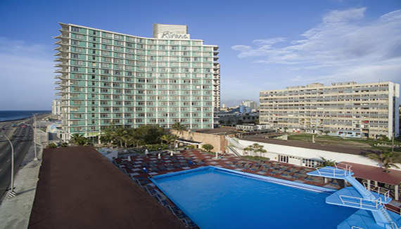 Showing Hotel Iberostar Habana Riviera feature image