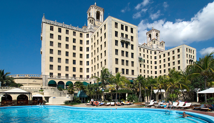 Showing slide 3 of 7 in image gallery showcasing Hotel Nacional de Cuba and Ocean Varadero El Patriarca - Split Stay 6