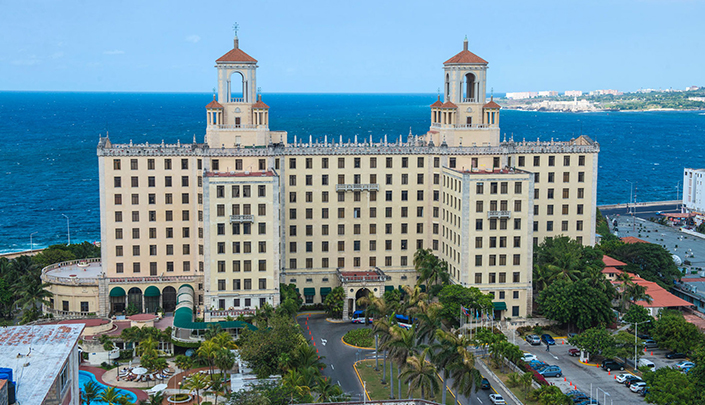 Showing Hotel Nacional de Cuba feature image
