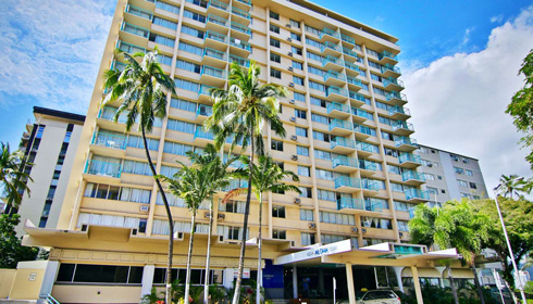 Showing Aqua Aloha Surf Waikiki feature image
