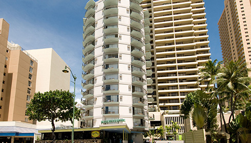 Showing Aston Waikiki Circle Hotel feature image