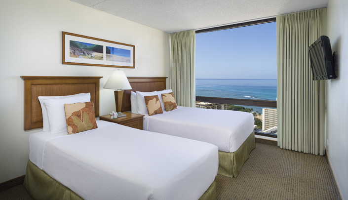 Showing slide 3 of 3 in image gallery showcasing 1 Bedroom Deluxe Ocean View