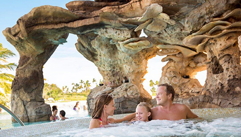 Showing slide 2 of 29 in image gallery, Family Jacuzzi