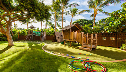 Aunty's Beach House Playground