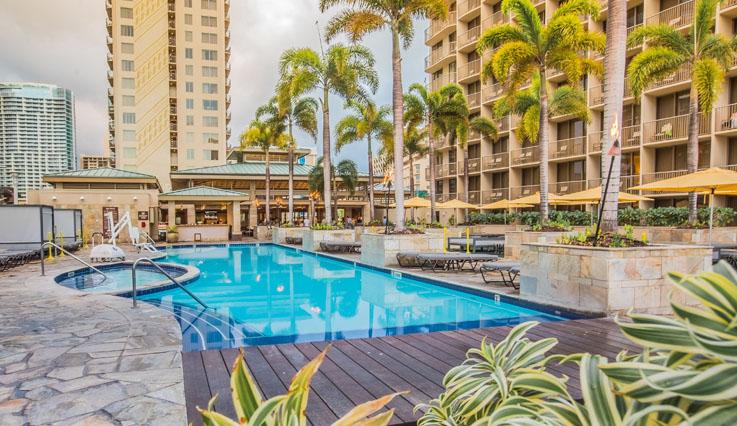 Embassy Suites By Hilton Waikiki Beach Walk Westjet