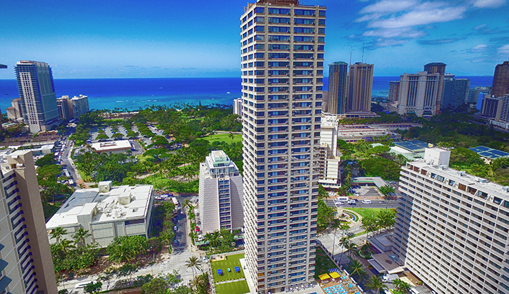 Showing Holiday Inn Express Waikiki feature image