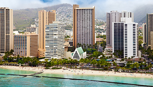 Showing Hilton Waikiki Beach feature image