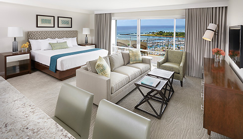 Luxury Junior Suite Sunset Ocean View