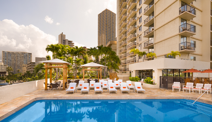 Showing Luana Waikiki Hotel & Suites feature image