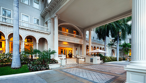 Port Cochere