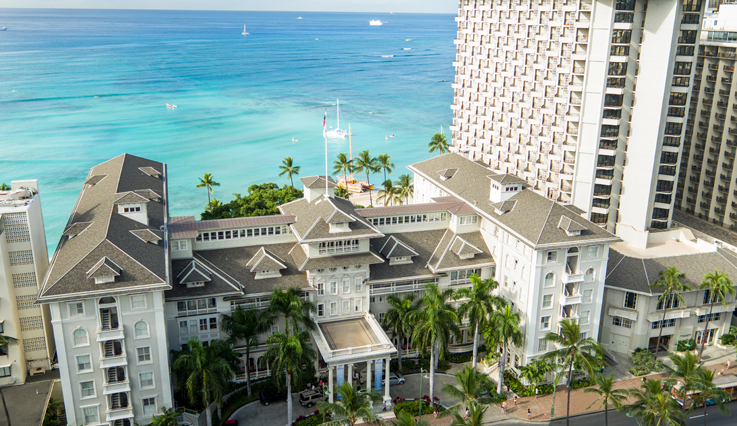 Showing Moana Surfrider, a Westin Resort and Spa feature image