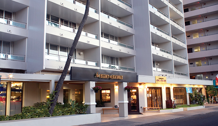 Showing Regency on Beachwalk Waikiki by Outrigger Condo feature image
