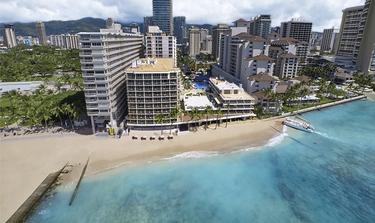 Showing Outrigger Reef Waikiki Beach Resort feature image