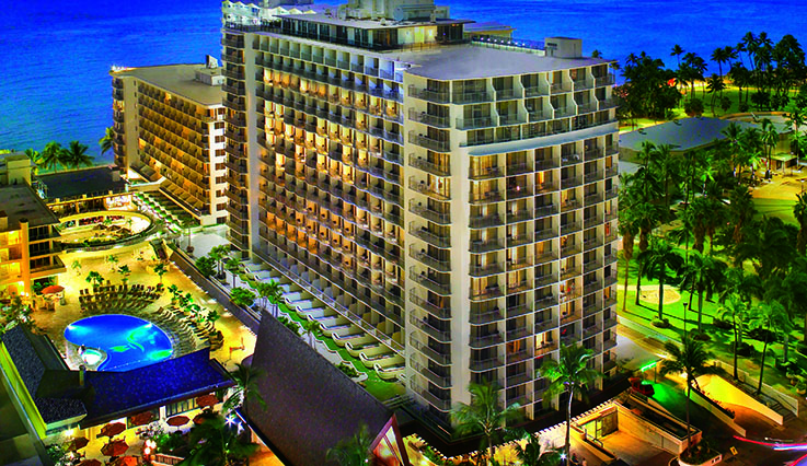 Outrigger Reef Waikiki Beach Resort Westjet Official Site