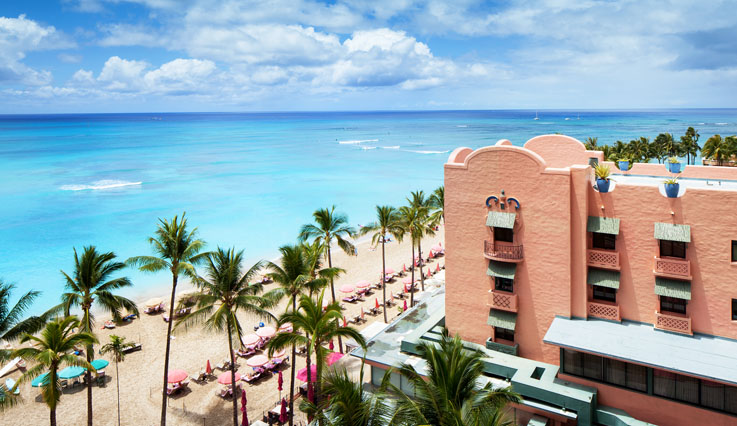 Showing The Royal Hawaiian, A Luxury Collection Resort feature image