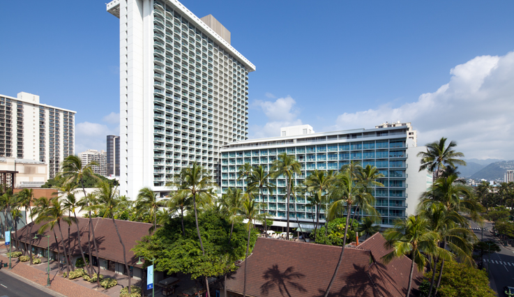 Showing Sheraton Princess Kaiulani feature image