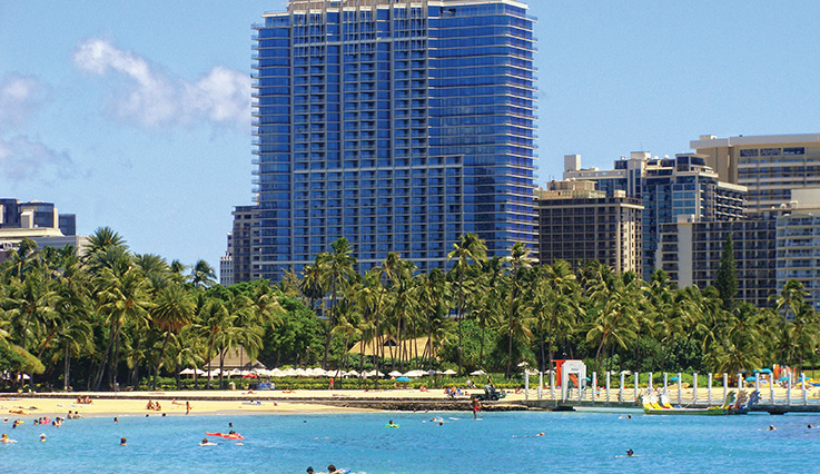Showing Trump Intl Hotel Waikiki Beach Walk Condo feature image