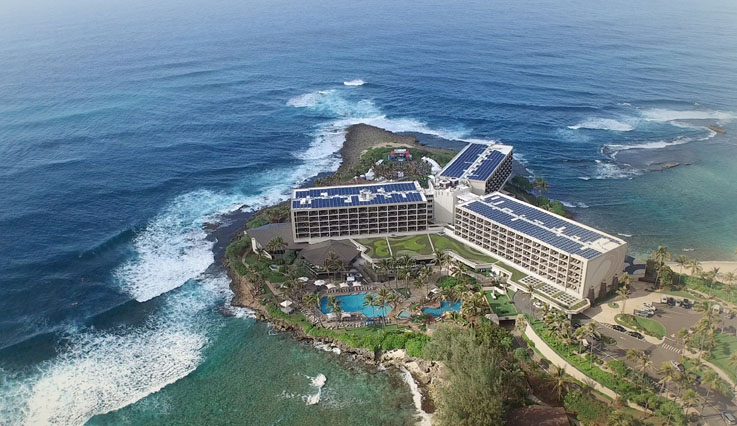 Showing Turtle Bay Resort feature image