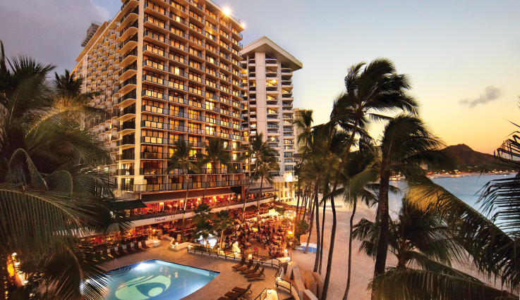 Showing Outrigger Waikiki Beach Resort feature image